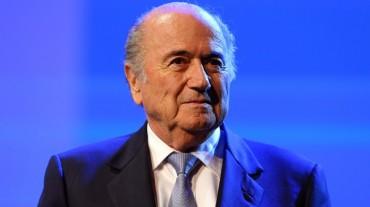 Blatter, conmocionado por la muerte de Ebossé