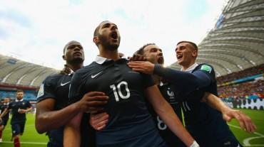 Francia y Bélgica, dos vecinos que deslumbran