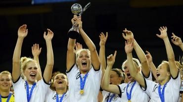 Alemania campeona del Mundo femenino Sub-20