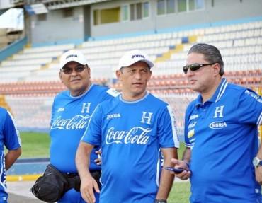 El nuevo personal de Hernán Medford en la Bicolor