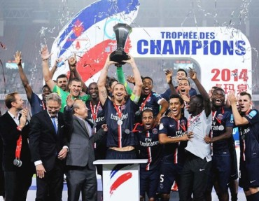 Ibrahimovic da la Supercopa al París SG