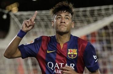 Neymar Jr reaparece con dos goles