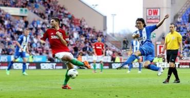 Wigan queda fuera en la primera ronda de la Capital One