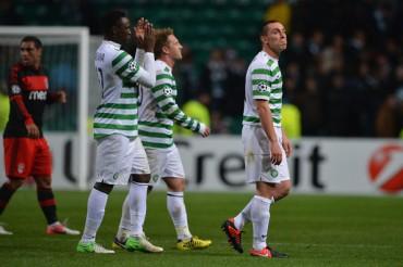 Celtic al borde de la eliminación en la Champions League