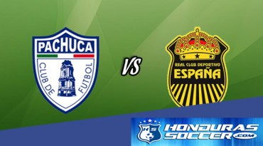 Real España tiene un compromiso difícil hoy ante Pachuca