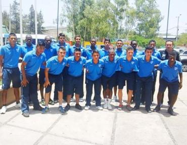 Sub-15 de Honduras se reporta lista para Olimpiadas Juveniles