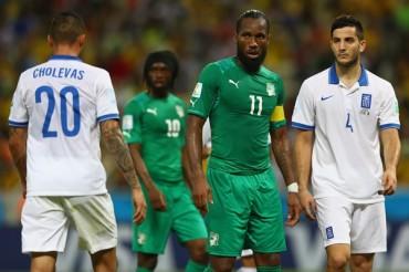 Didier Drogba renunció a la Selección de Costa de Marfil