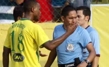 Arbitro Miguel Torres Inaugurará el Apertura