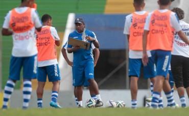 Medford da la lista de 24 convocados para la Copa Centroamericana