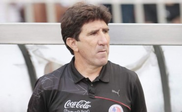 """Hector Vargas: """"Tenemos que mejorar el rendimiento del equipo"""""""