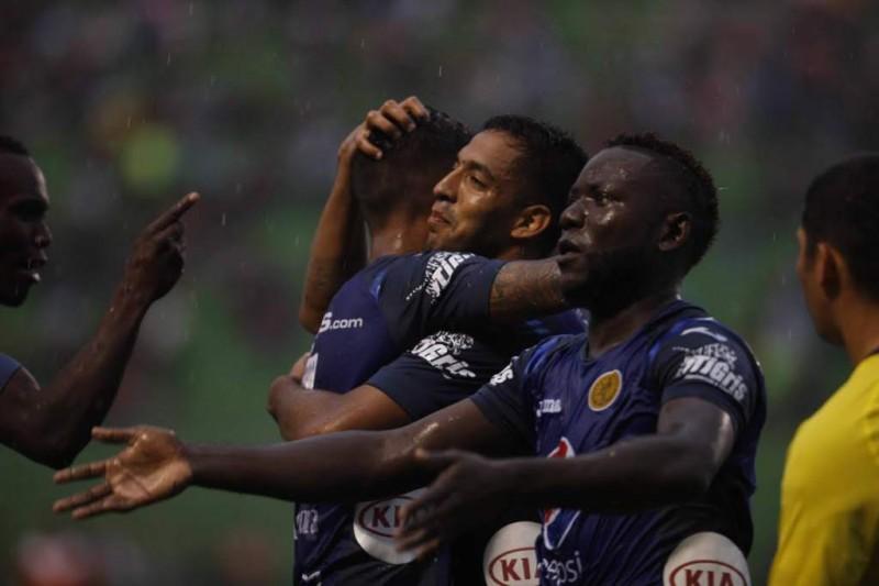 Motagua quiere seguir su racha goleadora ante el Platense