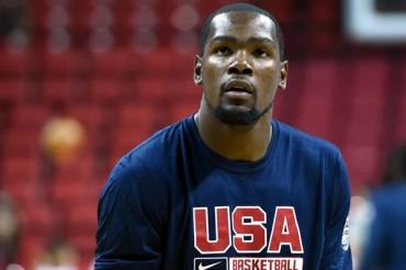 Durant tampoco jugará el Mundial con Estados Unidos