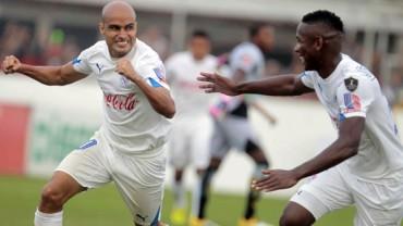 Olimpia vence al Alpha United en su inicio de Liga de Campeones