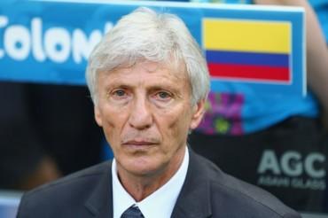 José Pekerman renovó como DT de Colombia hasta 2018