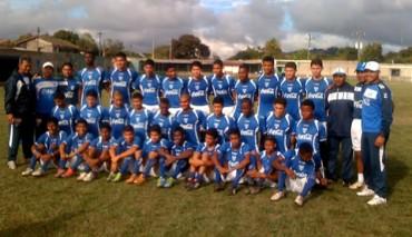 Sub-17 de Honduras jugara copa de naciones 2014 en Mexico