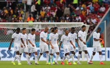 Honduras sigue en picada en el Ranking FIFA
