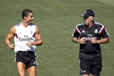 """Carlo Ancelotti: """"Real Madrid, un equipo seguro de sí mismo"""""""