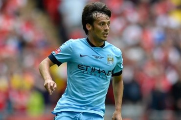 David Silva alargó contrato con el Manchester City hasta 2019