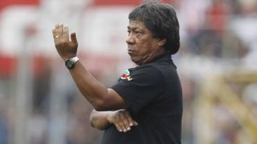"""Maradiaga: """"El objetivo es buscar que el equipo se afirme futbolísticamente"""""""