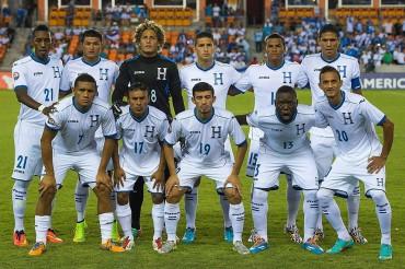 Honduras, se desplomó al puesto número 56 de la clasificación de la FIFA