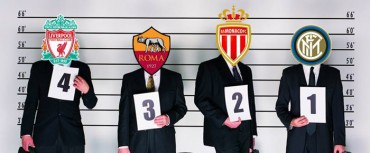 Roma, Mónaco, Inter y Liverpool están siendo investigados por la UEFA