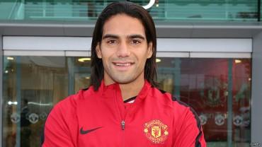 """Radamel Falcao: """"Manchester United siempre estuvo interesado en mí"""""""