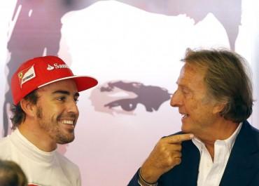 La situación de Alonso no cambia por Montezemolo