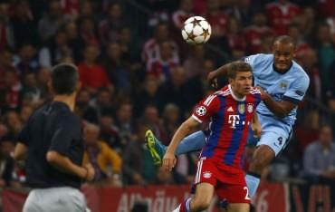 Con gol de último minuto el Bayern saca triunfo en la Champions