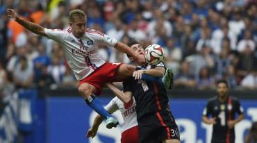 El Bayern de Guardiola se atasca en su visita a Hamburgo