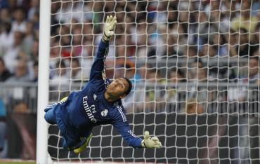 """Keylor Navas: """"Gracias a todos por el apoyo, ¡Hala Madrid!"""""""