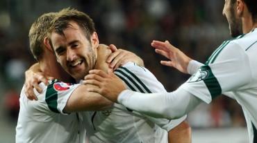 Irlanda del Norte sueñan con la Euro 2016