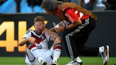 FIFA propone un nuevo protocolo para tratar la conmoción cerebral