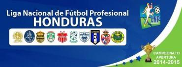 Tabla de posiciones al finalizar la Jornada #6 del Torneo de Apertura