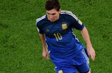 Messi, en la lista de Martino para la gira asiática