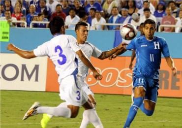 El Salvador derriba a Honduras en la Copa UNCAF