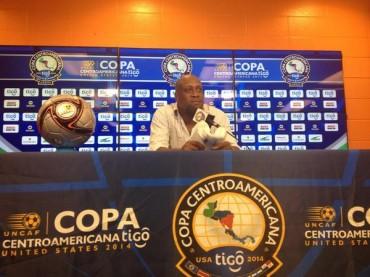 Medford se defendió de los malos resultados de Honduras en la Copa UNCAF
