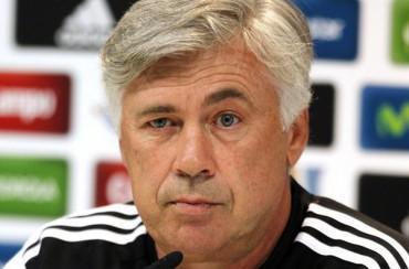 """Ancelotti: """"El fútbol es una cosa de hombres, no de señoritas"""""""