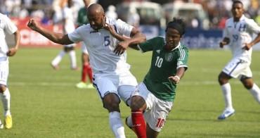 Honduras espera tener un buen partido contra el Tri