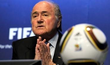 Joseph Blatter buscará reelección como Presidente de FIFA