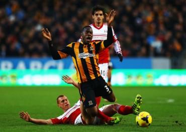 Hull City y Maynor ha sufrido una dolorosa eliminación en la Capital One