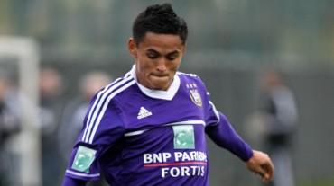 Anderlecht del hondureño Andy Najar empató como visitante