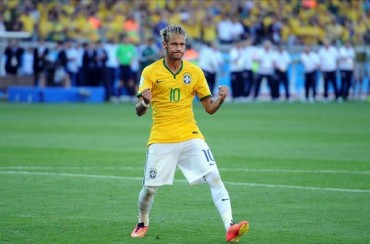 Neymar será el nuevo capitán de la selección brasileña