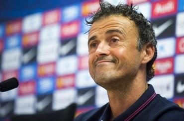 """Luis Enrique: """"Ojalá nos acerquemos al Barça de Guardiola"""""""