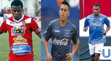 Henry Clark, Wilmer Fuentes y Rony Martínez quedan fuera de la Copa Uncaf