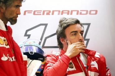 """Fernando Alonso: """"Mi intención es seguir en Ferrari"""""""