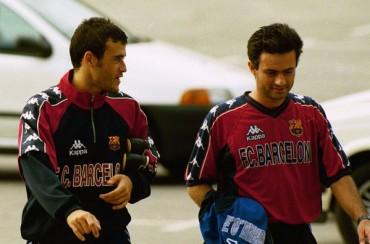 Mourinho quería a Luis Enrique como su asistente técnico