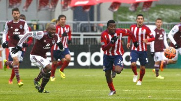 Marvin Chávez y las Chivas USA no pudieron contra Seattle Sounders