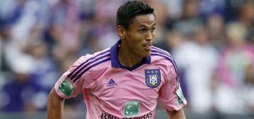 Andy Najar, volvió a celebrar en la Liga de Bélgica