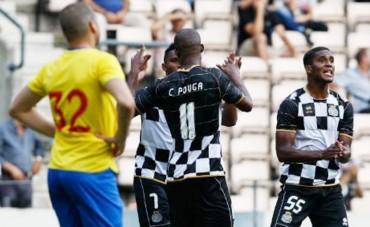 Beckeles acarició su primer triunfo en la Primera División de Portugal