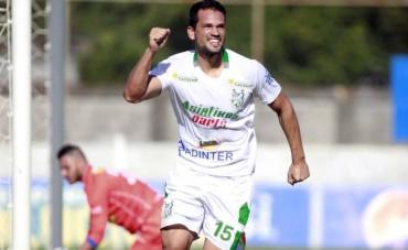 El goleador de moda en el puerto, el colombiano Mario Abadía